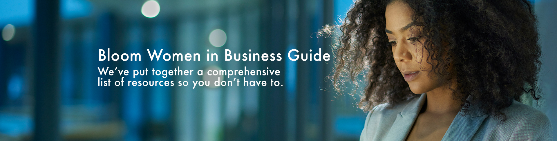 Women in Business Compendium